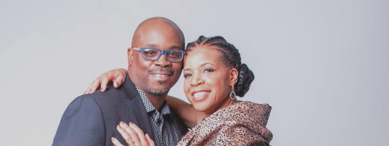 Pastor Michael and Sheila New