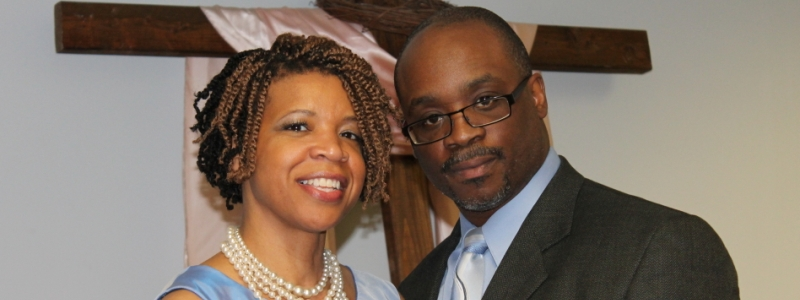 Our Pastors; Michael and Sheila Vaughn